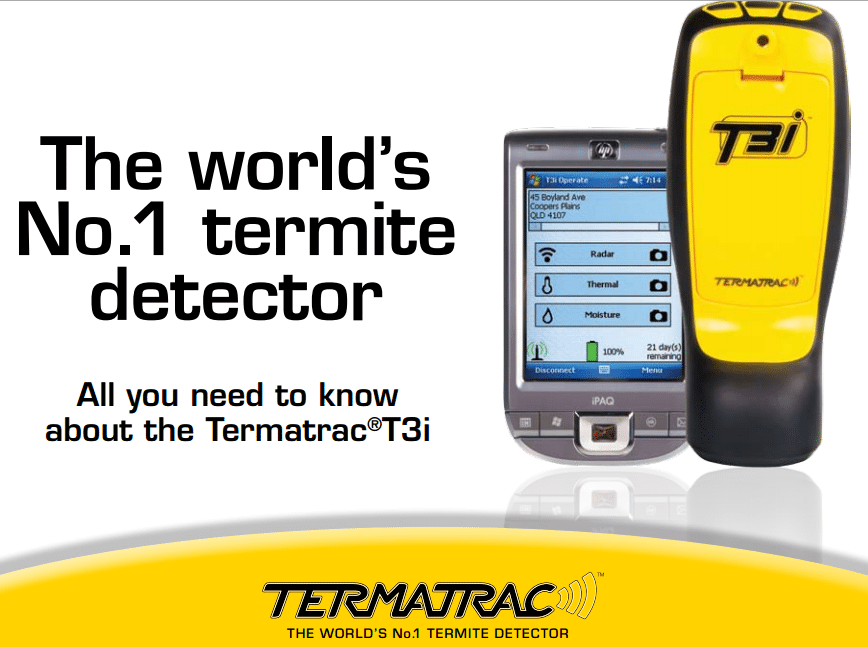 Termite Detection Gold Coast